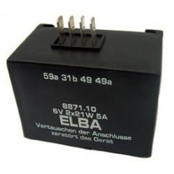 Elba 6V 2x21W  8871.10