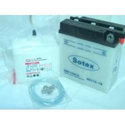 TS Batterie 6V 11Ah &...