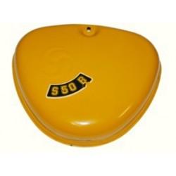 Seitendeckel rechts gelb S50B