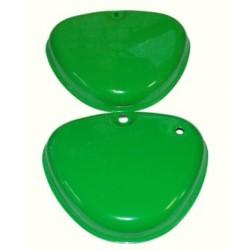 Satz Seitendeckel S51 Saftgrün
