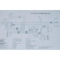 Schaltplan Schikra  MS 125...