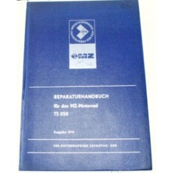 Reparaturhandbuch TS250...