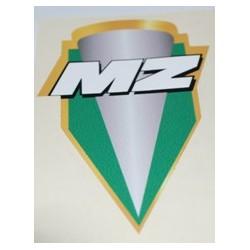 Emblem Aufkleber für MZ