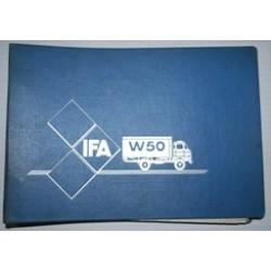 Ersatzteil-Katalog IFA W50