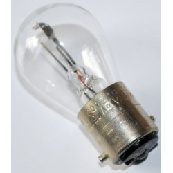 Biluxlampe 6V 15/15W