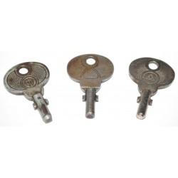 Schlüssel für Zündschloss,...