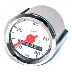 Tachometer KR51 80 km/h