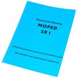 Ersatzteile-Katalog Moped SR1