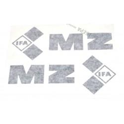 Schriftzug (Folie) IFA MZ...