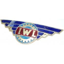 IWL Emblem Lampenmaske