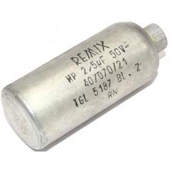 Zündkondensator 2,5μF 50V...