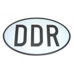 DDR Länderkennzeichen...