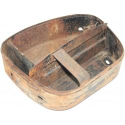 Werkzeugkasten ohne Deckel...