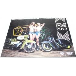 MZA SIMSON Erotik-Kalender...